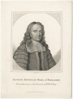 Arthur Annesley, 1st Earl of Anglesey, published by John Scott, after  E. Bocquet, published 20 May 1806 - NPG D29506 - © National Portrait Gallery, London