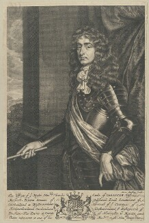 Charles Howard, 1st Earl of Carlisle, by Abraham Blooteling (Bloteling) - NPG D29509