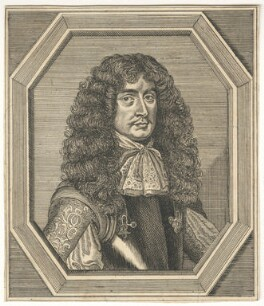 Charles Howard, 1st Earl of Carlisle, by William Faithorne - NPG D29511