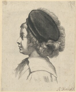 James Beauclerk, by Abraham Blooteling (Bloteling) - NPG D29517
