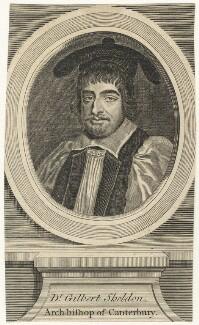 Gilbert Sheldon, after Unknown artist - NPG D29522