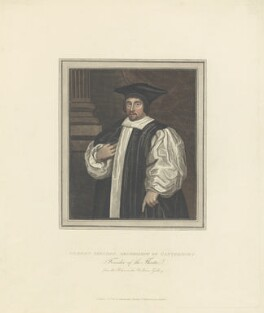 Gilbert Sheldon, after Sir Peter Lely - NPG D29524