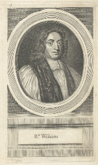 John Wilkins, after Mary Beale - NPG D29556