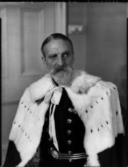 Fitz-Walter George Probyn Butler, 17th Baron Dunboyne, by Bassano Ltd - NPG x152700