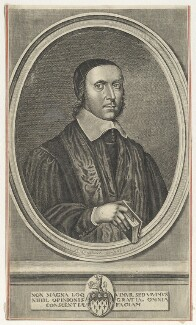 Jeremy Taylor, by Pierre Lombart - NPG D29578