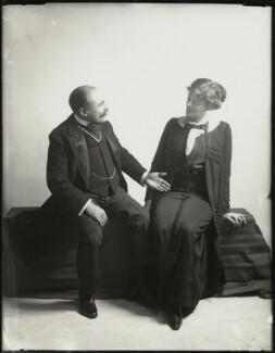 Edmund Gwenn; Irene Vanbrugh, by Bassano Ltd - NPG x152710