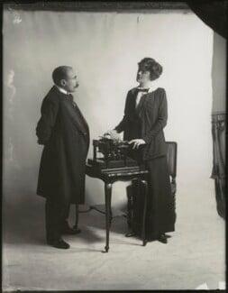Edmund Gwenn; Irene Vanbrugh, by Bassano Ltd - NPG x152713