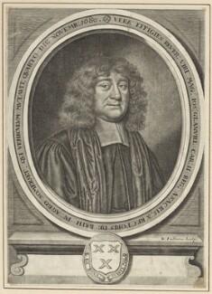 Joseph Glanvill (Glanville), by William Faithorne - NPG D29605