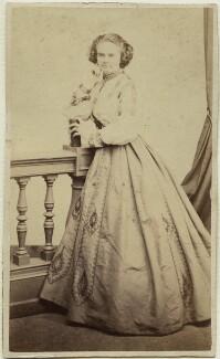 Harriet Goodhue Hosmer, by Black & Case - NPG Ax46368