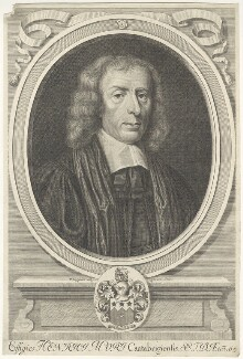 Henry More, by David Loggan - NPG D29624