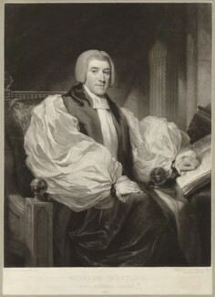 William Carey, by Samuel William Reynolds, after  Samuel William Reynolds Jr - NPG D32620