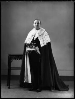 Hardinge Goulburn Giffard, 2nd Earl of Halsbury, by Bassano Ltd - NPG x152778