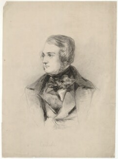 possibly George Howard, 6th Earl of Carlisle, by Unknown artist - NPG D32627