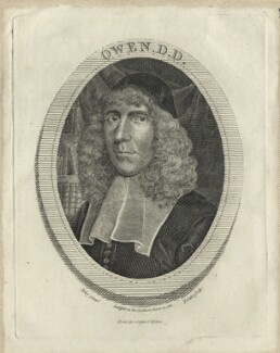 John Owen, by Thomas Trotter, after  John Riley - NPG D29653