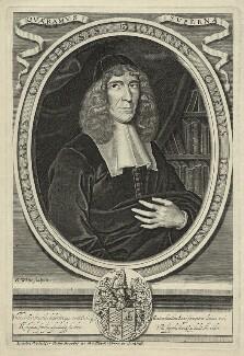 John Owen, by Robert White - NPG D29655