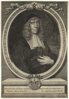 John Owen, by George Vertue, published by  John Clark - NPG D29656