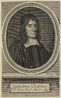 William Bates, by Robert White - NPG D29672