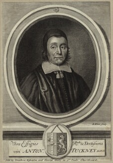 Anthony Tuckney, by Robert White, published 1676 - NPG D29673 - © National Portrait Gallery, London