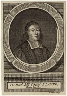 John Flavel, by Thomas Kitchin - NPG D29687