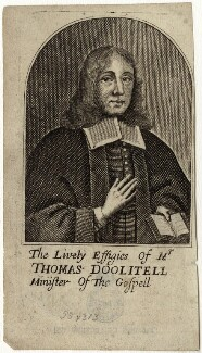 Thomas Doolittle, after Unknown artist - NPG D29696