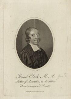 Samuel Clarke, by Mackenzie - NPG D29705