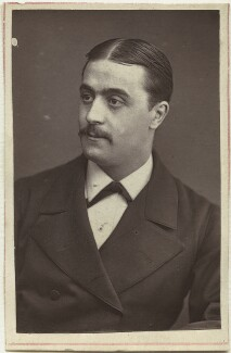 Claude Marius (Claude Marius Duplany), by Unknown photographer - NPG Ax7667