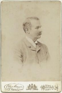 Edward John Payne, by Otto Mayer - NPG x75756