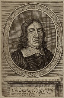 Christopher Ness, after Unknown artist - NPG D29726