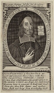 Richard Baxter, by Michael Vandergucht - NPG D29732