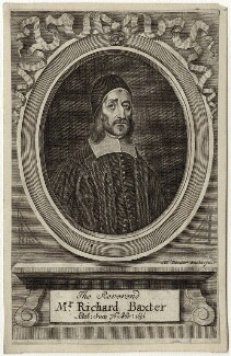Richard Baxter, by Michael Vandergucht - NPG D29734