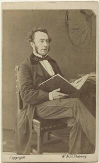 Thomas O'Hagan, 1st Baron O'Hagan, by W. & D. Downey, 1860s - NPG x12611 - © National Portrait Gallery, London