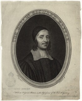 Richard Baxter, by James Caldwall, after  John Riley - NPG D29738