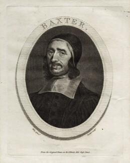 Richard Baxter, by Thomas Trotter, after  John Riley - NPG D29740