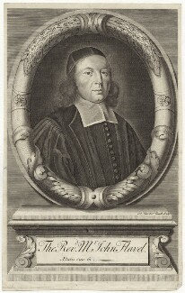 John Flavel, by Michael Vandergucht - NPG D29746