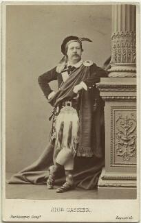 Edouard Gassier, by London Stereoscopic & Photographic Company - NPG x19957