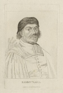 Robert Trail, published by Edward Harding - NPG D29763