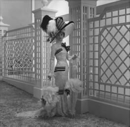 Audrey Hepburn, by Cecil Beaton - NPG x131416