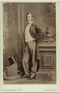 George Clifford Jordan, by Southwell Brothers - NPG x18951