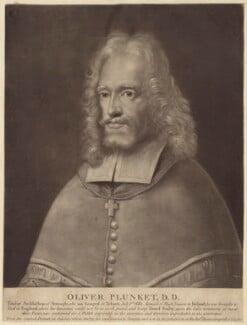 Oliver Plunket (St Oliver Plunket), possibly by Robert Laurie - NPG D29772