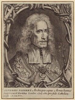 Oliver Plunket (St Oliver Plunket), by Richard Collin - NPG D29773