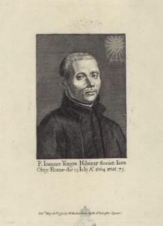 John Yonge, after Unknown artist, published by  William Richardson - NPG D29778