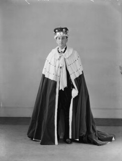 Rowland Patrick John George Allanson-Winn, 6th Baron Headley, by Bassano Ltd - NPG x152886