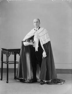 Rowland Patrick John George Allanson-Winn, 6th Baron Headley, by Bassano Ltd - NPG x152887