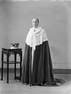 Rowland Patrick John George Allanson-Winn, 6th Baron Headley, by Bassano Ltd - NPG x152888
