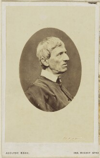John Newman, by Adolphe Paul Auguste Beau, after  Heath & Beau - NPG Ax9897