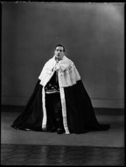 Gerald Arthur Arundell, 15th Baron Arundell of Wardour, by Bassano Ltd, 13 May 1937 - NPG x152891 - © National Portrait Gallery, London
