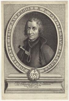 William Ireland (William Ironmonger), by Cornelis van Merlen - NPG D29785