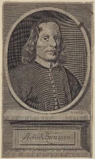 John Bunyan, by John Sturt, late 17th to early 18th century - NPG D29792 - © National Portrait Gallery, London
