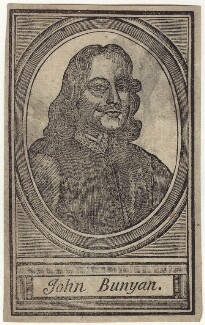 John Bunyan, after Unknown artist - NPG D29794