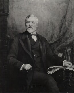 Andrew Carnegie, after Walter William Ouless - NPG D32693